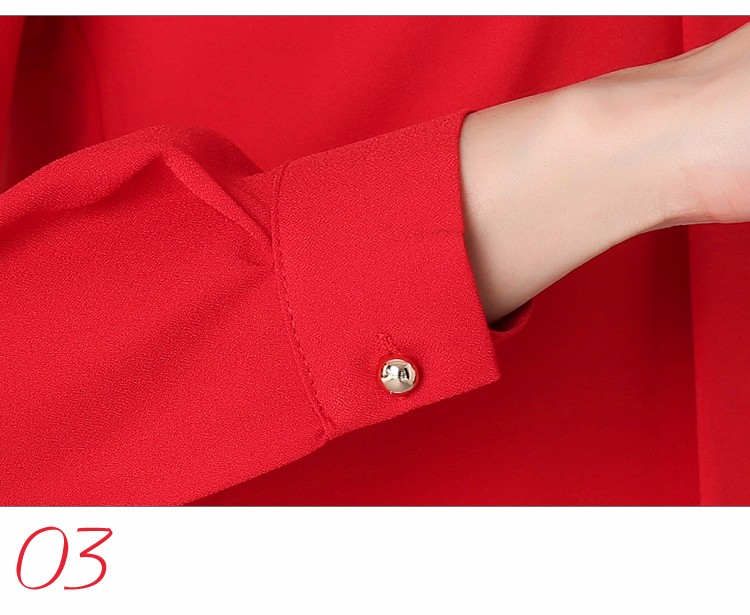 HTB1lPifLpXXXXawXXXXq6xXFXXXO - Long Sleeve Elegant Ladies Office Shirts Fashion Casual Slim Women