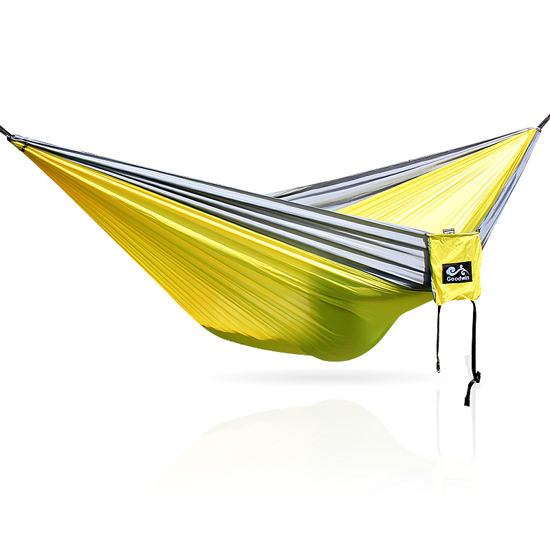 Double Camping Hammock Hamacas Camping Rede Camping