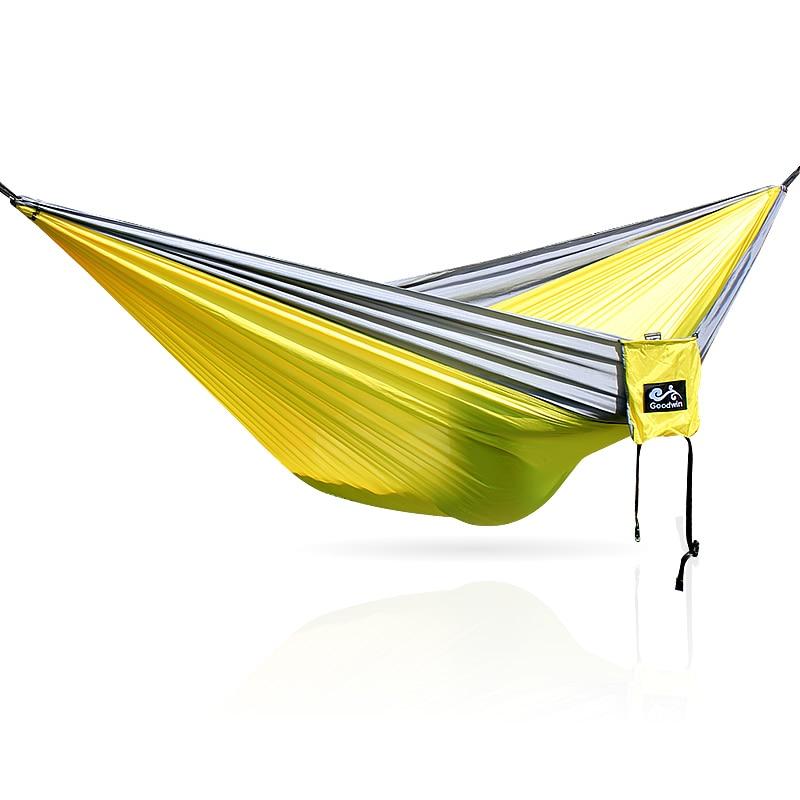 Double camping hammock Hamacas Camping Rede Camping camping