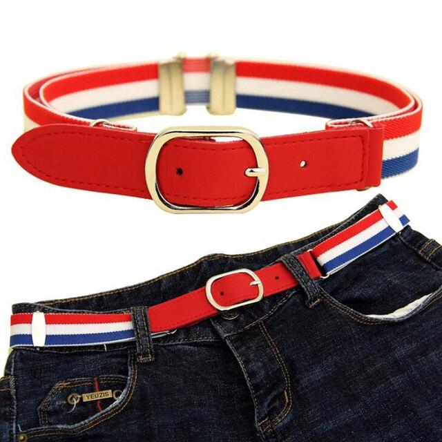 Бесплатная доставка Детская Искусственная кожа ремень для джинсов для мальчиков Дети брюки талии стрейч поясом для девочек