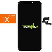 携帯電話iphone x xs最大xr画面良質amoled oem 3D iphone x xs最大xr液晶ディスプレイアセンブリ