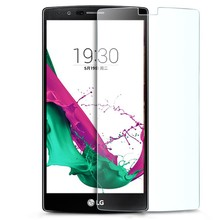 2PCS Screen Protector For LG G4 Phone Tempered Glass H810 H815 Ultrathin Anti-scratch Film <