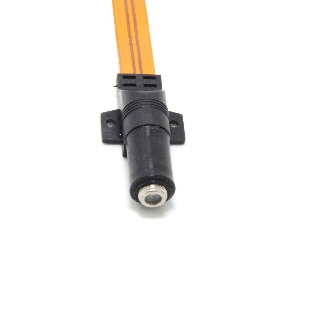 Premium Flach Koaxialkabel für Fenster und Türen Satelliten kabel ...