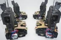 Set Of 4 PCS Front Rear Left Right Door Lock Mechanism For VW GOLF BORA LUPO