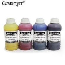 250 мл/бутылки 4 цвета сублимации чернил для Ricoh GC21 GC31 GC41 теплопередачи чернил тепла Прессы сублимации чернил SG3100 SG2100 e3300N