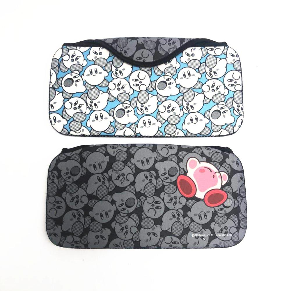 Switch bag Soft Nintend switch console game bag  Fashion color storage  Pouch case for Nintend switch console
