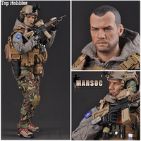 FLAGSET 1/6 scale Action figure Military doll U.S.MARSOC Special PVC Operations Group SFG soldiers Special Forces US ARMY Toy
