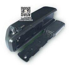 Hailong ebike аккумулятор 52 в 17.5AH литиевая Акула Аккумулятор 750 Вт 1000 Вт 1500 Вт Электрический велосипед bateria с 40A bms
