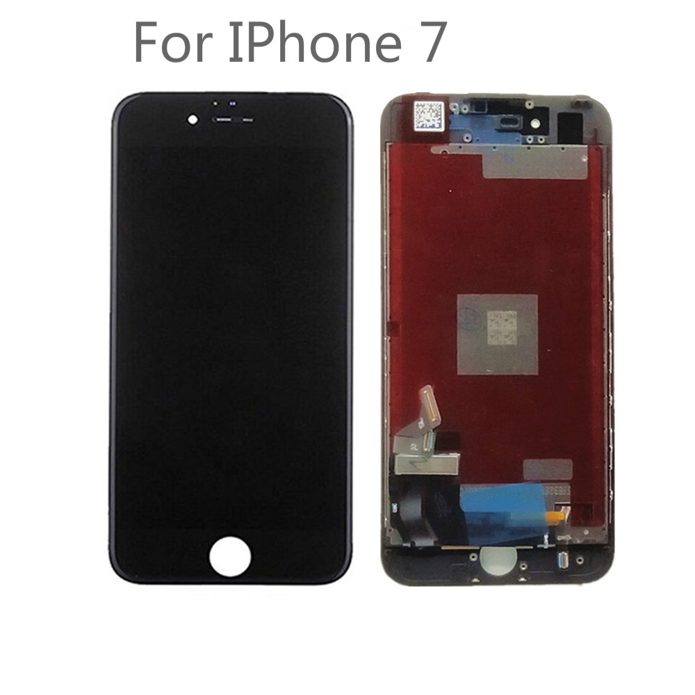 For AUO LCD For IPhone 7 With True 3D Touch Screen