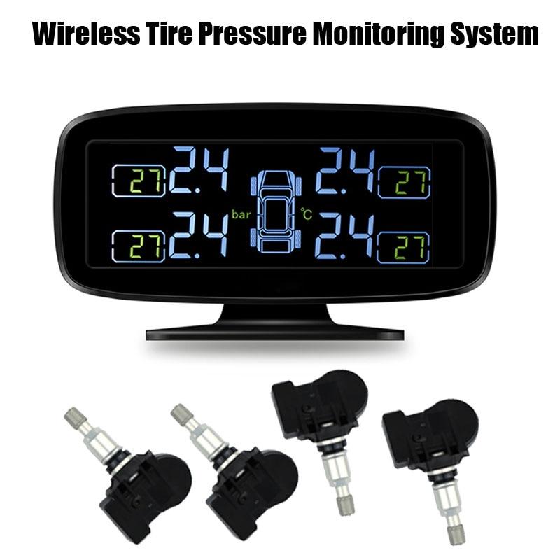 Systém monitorování tlaku v pneumatikách TPMS s vnitřními snímači (snímač 4ks)
