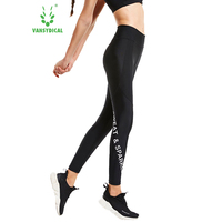 Vansydical Women Yoga Pants Plus Size M 3XL Sports Pants For Woman Lose Weight Sauna Sweat jogging Pants Running Accessories