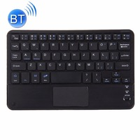 Mini Universal Portable Bluetooth Wireless Keyboard With Touch Panel Compatible With All Android Windows Smartphone Tablets
