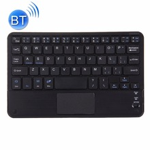 Mini Universal Portable Wireless Keyboard with Touch Panel Compatible with All Android Windows Smartphone Tablets