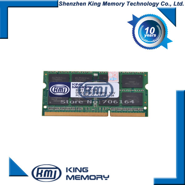 brand notebook computers dedicated memory 100 compatible 8GB DDR3 1600MHz 1 35 V low voltage