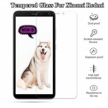 цена на Tempered Glass For Xiaomi redmi 6 6A 7 7A K20 Pro 4X 5 plus Redmi Note 5 6 7 Pro Smartphone 9H Screen Protector Toughened Film