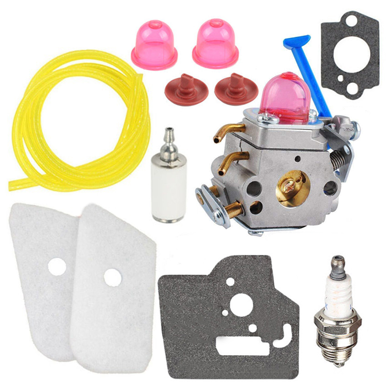 Durable Carburetor Kit For Husqvarna 124L 125L 125LD 128C 128CD 128L Trimmer 545081848 Outdoor Power Equipment