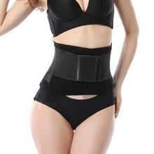 Neoprene Shapewear Corsets Shapers Women Body Shaper Slimming Waist Shaper Belt Girdles Firm Waist Trainer Cincher Plus Size