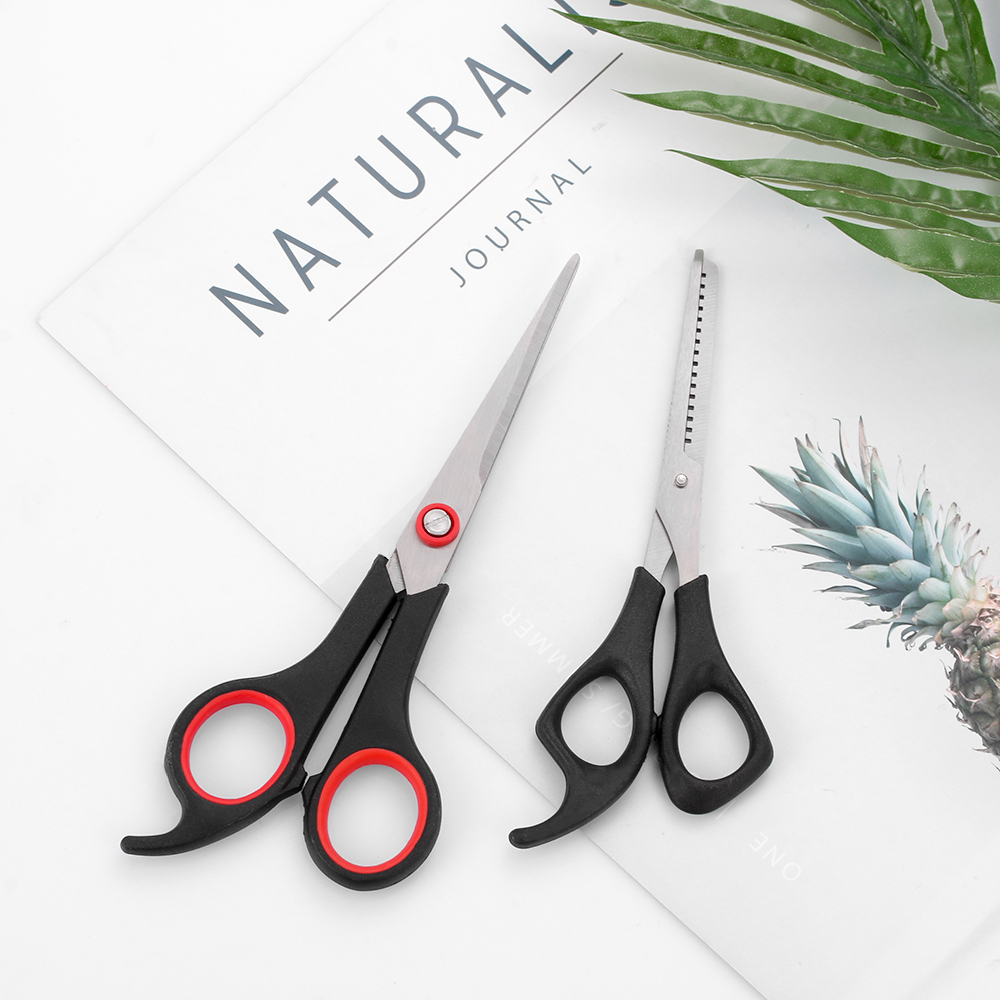1Pc Hot New Useful Hair Salon Stainless Steel Hair Cutting Thinning Scissors Barber Tool Hair Scissor Comb Hairdressing Shears