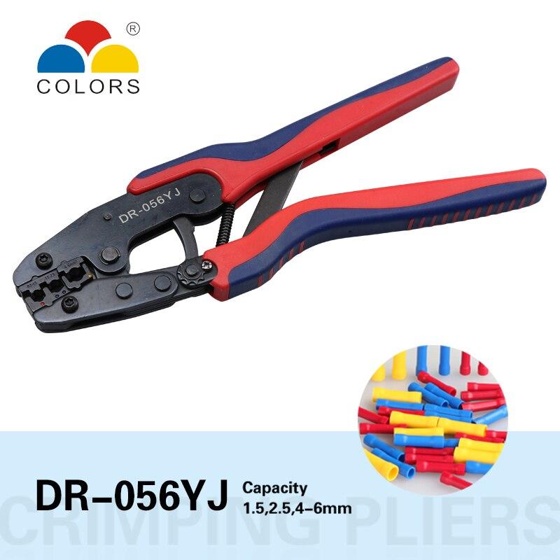 COLORS crimper kablo kesici crimping pliers cable tools crimp plier wire cutter alicate crimpador alicates