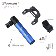 45g Portable Aluminum Alloy Mini Bicycle Hand Pump Urltra-Light MTB Mountain Bike Cycling Air Pump Tire Ball Inflator(A/V) (F/V)