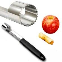 Apple Corer нержавеющая сталь груша фрукты овощи ядро для удаления семян резак кухонные гаджеты Инструменты