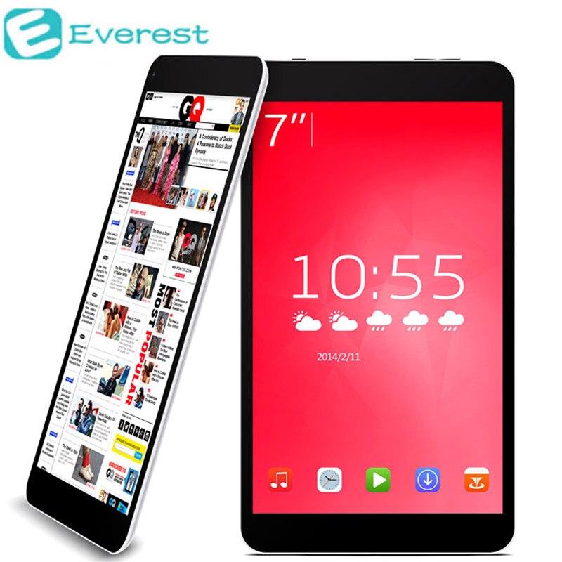A78t teclast 7 pulgadas android 4.4 512 mb/8 gb tablet pc rk3126 quad core 1.3 g