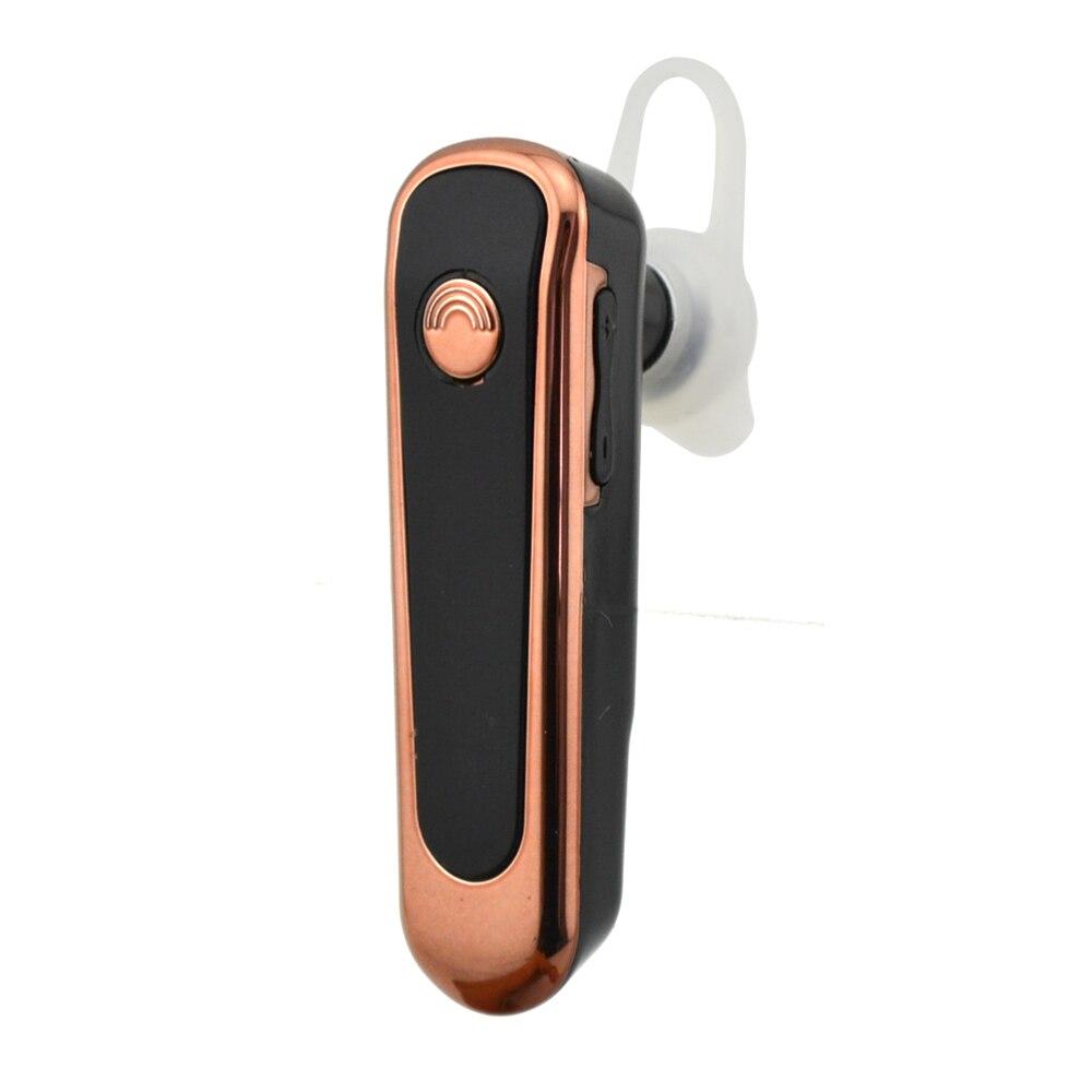 Qijiagu 100 pièces sans fil stéréo Bluetooth écouteurs oreille suspendue avec micro Sport Bluetooth casques