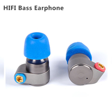2018 In Ear Earphone Double Dynamic Drive HIFI Bass Earphone DJ Metal 3.5mm Earphone Headset With MMCX magaosi k3 pro in ear earphone 2ba hybrid with dynamic 3units hifi earphone earbud with mmcx interface headset