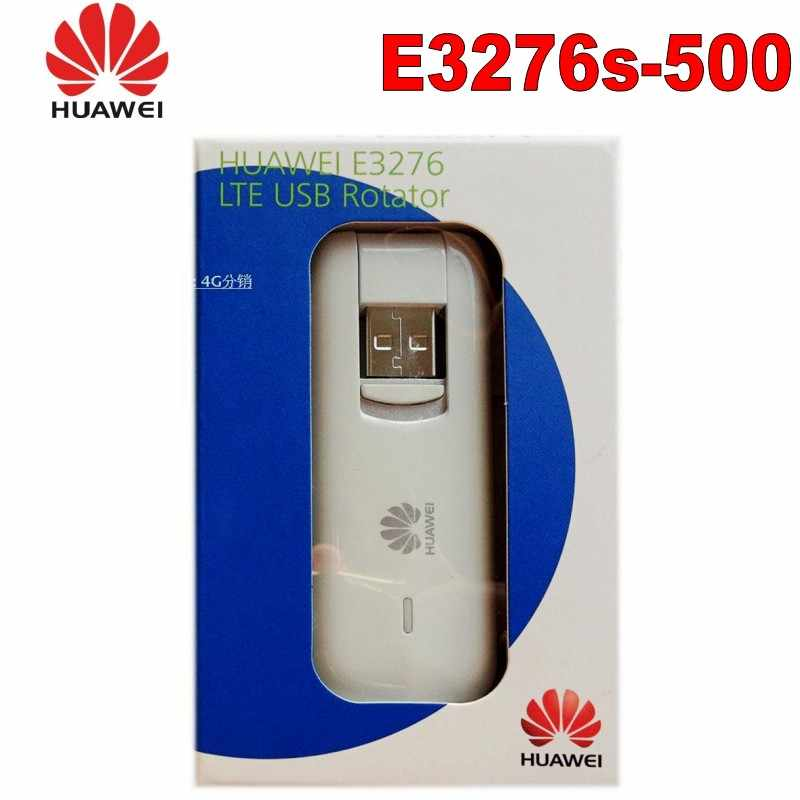 HUAWEI E3276S-500 4G dongle LTE Cat4 Surfstick CAT4 Band 2/4/5/7 FDD 1900/ AWS (1700/2100) /850/2600 Mhz