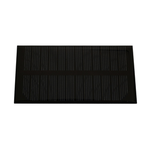 Image 1 - New 2W 6V Solar Panel Durable Solar Generator Solar Light Outdoor DC Output Waterproof Panel