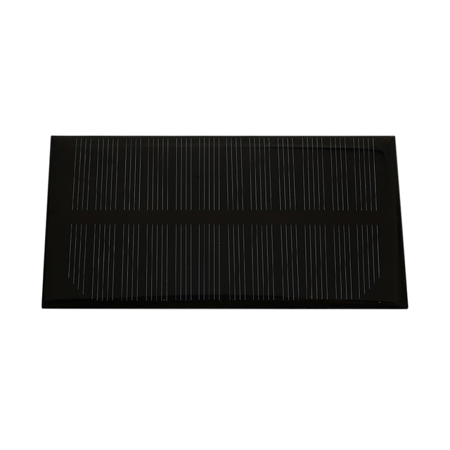 New 2W 6V Solar Panel Durable Solar Generator Solar Light Outdoor DC Output Waterproof Panel