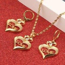 Ожерелье с подвеской в виде сердца, модное ювелирное изделие, Очаровательное ожерелье в виде сердца, Новое поступление