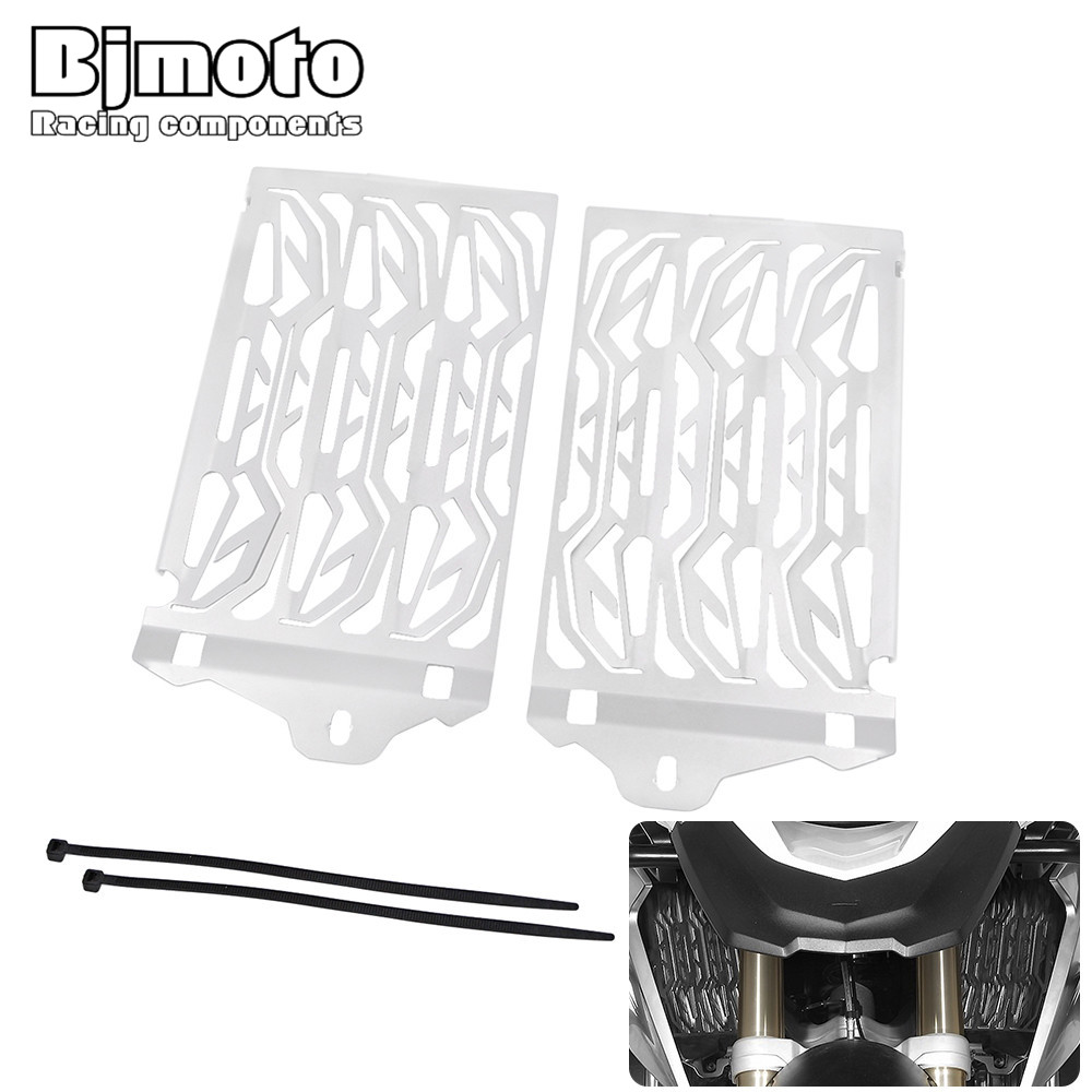 Motorcycle bike Radiator Grille Guard Cover For BMW R1200GS GSA ADV Adventure Water-Cooled 2013 2014 2015 2016 2017 motorcross for bmw r1200gs 2013 2016 motorcycle stainless steel radiator guard protector grille grill cover r 1200 gs adv gsa lc wc