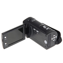 """HD 720 P 16MP Cámara de Vídeo Digital Videocámara del Registrador DV DVR 2.7 """"TFT LCD de 16x de Zoom Envío Libre"""