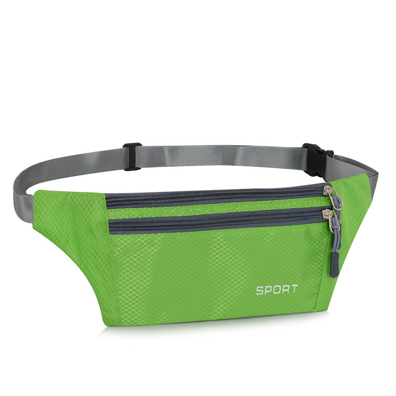 Body Waist Bag Nen Women Anti-Theft Stealth BAG WALLET TRAVEL Female Ultra-Thin Waist Bag