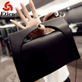 brand handbags temperament Trojan handbags snake chain evening bag clutch bag shoulder bag small fashion PU leather bag