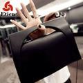 brand handbags temperament Trojan handbags snake chain evening bag clutch bag shoulder bag small fashion PU leather bag