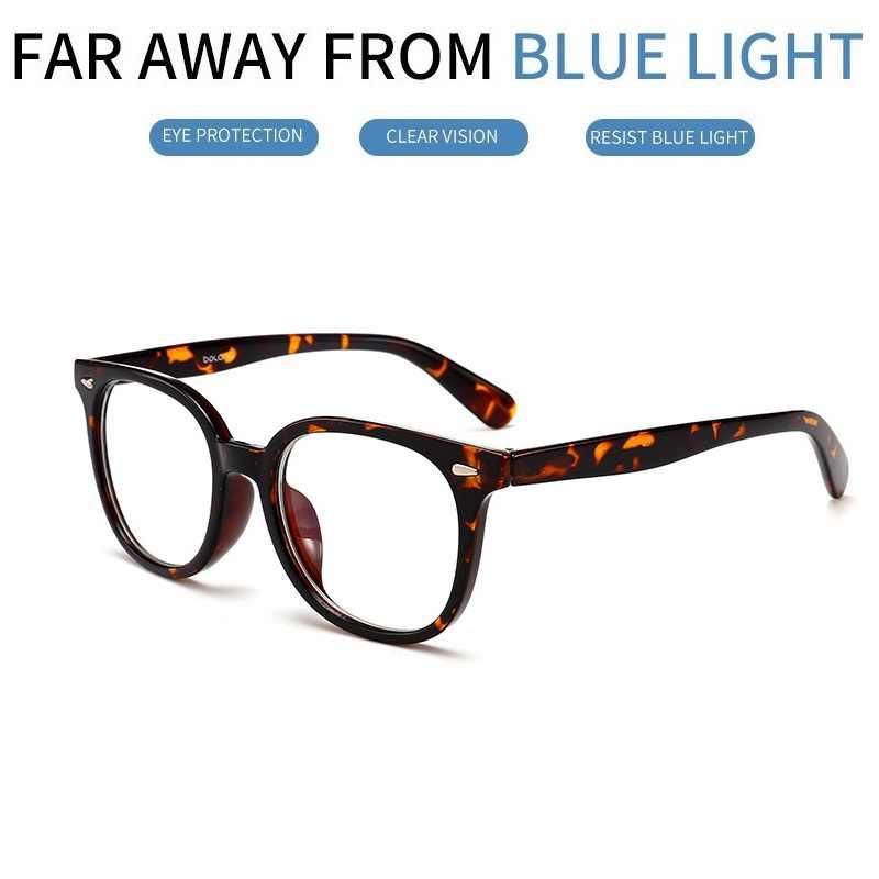 5fcb52cb6a Vazrobe Computer Glasses Men Women Blue Light Eyeglasses Frame Non-prescription  Anti Reflective UV400 Ultra