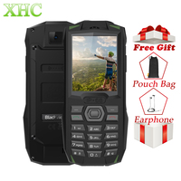 Blackview BV1000 Rugged Mobile Phone IP68 Waterproof Dustproof Shockproof 3000mAh 2.4inch FM Bluetooth GSM 2G Dual SIM Cellphone