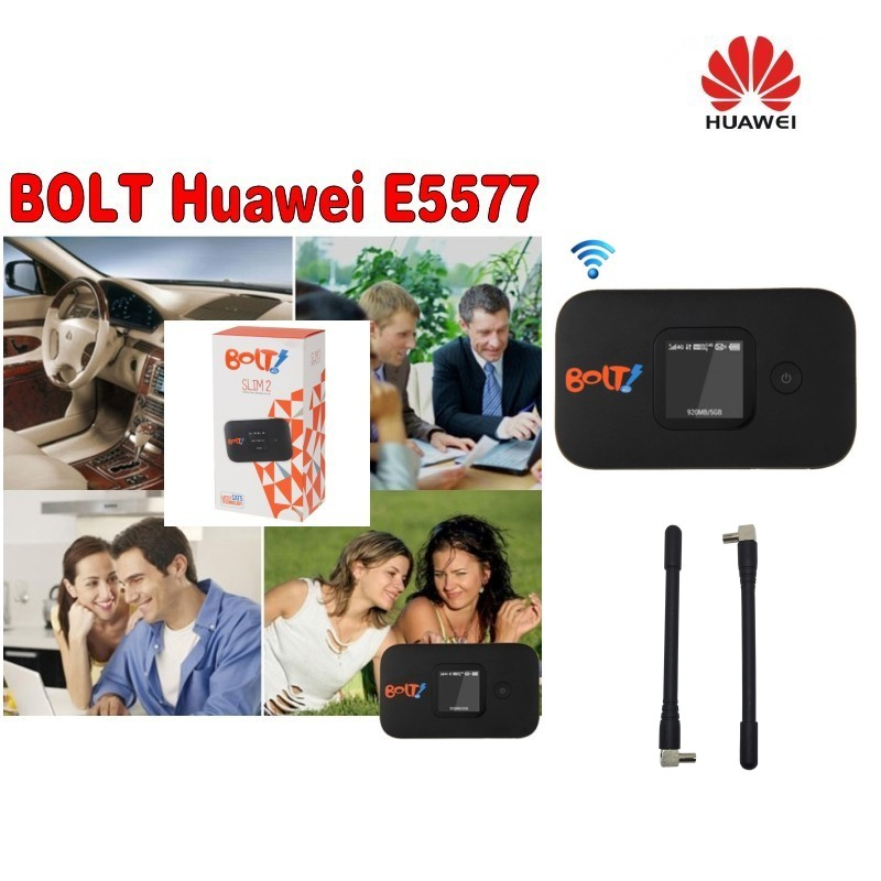 Cheapest Original Unlock HUAWEI E5577 150Mbps 4G LTE Modem WiFi Router With Sim Card Slot And 1.45 Inch TFT Screen original unlock lte fdd 150mbps alcatel one touch y855 3g 4g wifi router with sim card slot