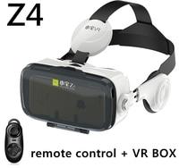 VR BOX 2 0 BOBOVR Z4 Mini 3D Glasses Virtual Reality Goggles Google Cardboard With Headset