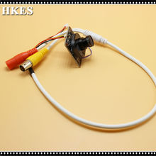 HKES 54pcs/Lot New Arrival HD AHD Camera 1080P Module with BNC Port Cable and 8mm lens