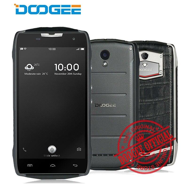 """Цена за Противоударный водонепроницаемый прочный смартфон doogee t5 4500 мАч ip67 5.0 """"android 6.0 окта основные mtk6753 3 ГБ + 32 ГБ 13 м 4 г мобильный телефон"""
