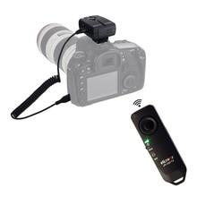 Беспроводной пульт дистанционного управления спуском затвора камеры для Nikon D3100 D3200 D5200 D5300 D5500 D7000 D7200 D750 DSLR