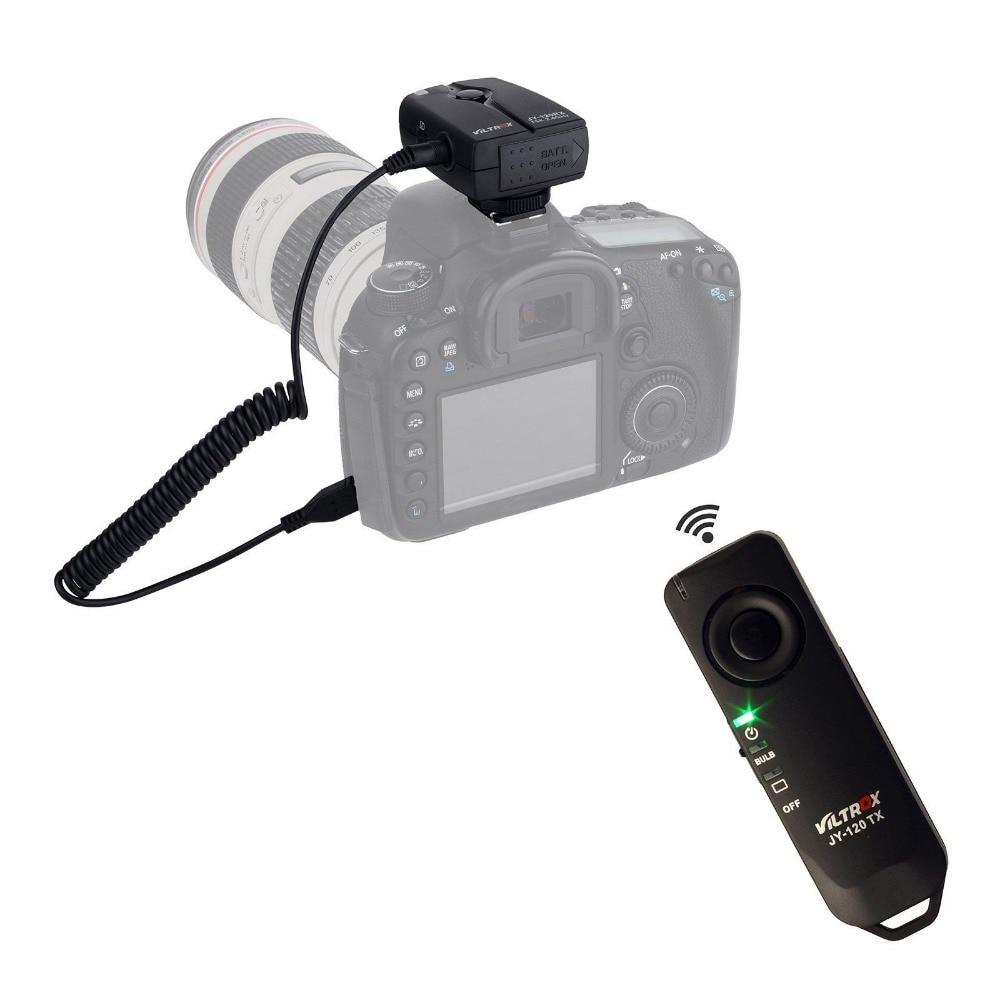 Wireless Camera Shutter Release Remote Control for Nikon D3100 D3200 D5200 D5300 D5500 D7000 D7200 D750 DSLR