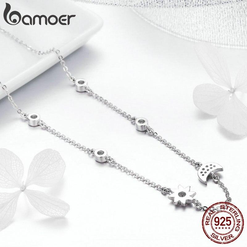 c65e49df7c7d BAMOER nuevo clásico de la plata esterlina 925 gran arco nudo delicado  sentimientos anillo de dedo