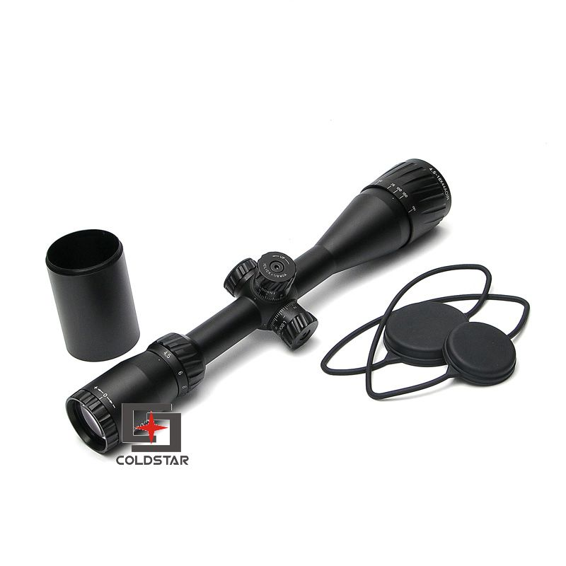 4.5-18X44 AOIR Tactical Optical Riflescope Red &Green&Blue Illuminated Scope Reticle Rifles Scope Airsoft Hunting Shooting Scope hot sale 2 5 10x40 riflescope illuminated tactical riflescope with red laser scope hunting scope