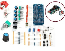 NE5532 OP AMP HIFI مكبر للصوت حجم لهجة EQ لوحة التحكم Preamplifier DIY أطقم