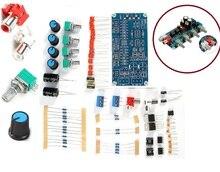 NE5532 OP AMP HIFI Versterker Volume Tone EQ Besturingskaart Voorversterker DIY Kits