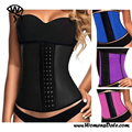 2017 Women Trainer Belt Waist Shapewear Tummy Tuck Belt Hourglass Waist Slimming Strap Modeling Girdle Women Body Shaper